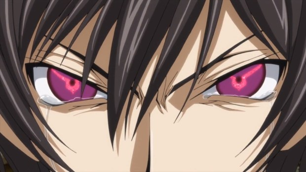 code geass eyes