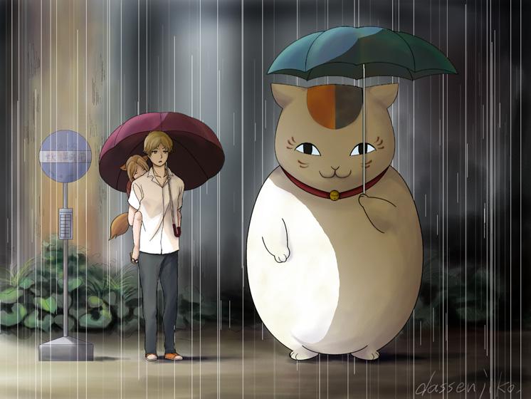 Natsume.Yuujinchou.as totoro