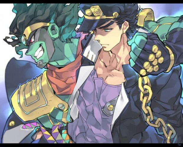 Jojo's bizzare adventure