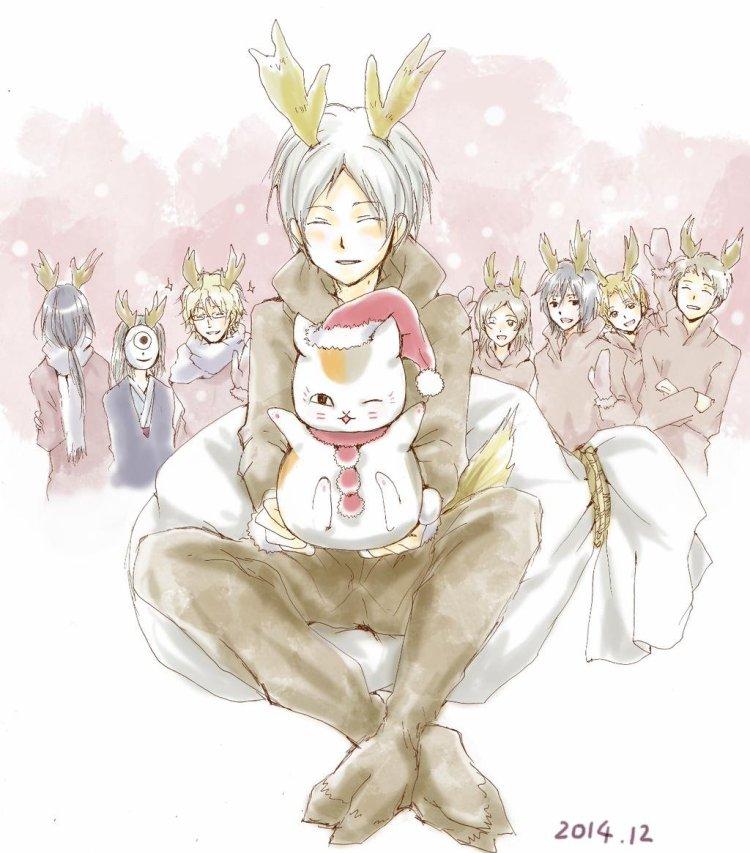 Natsume christmas