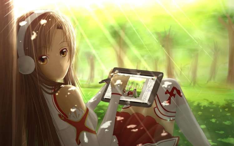 anime SAO inception