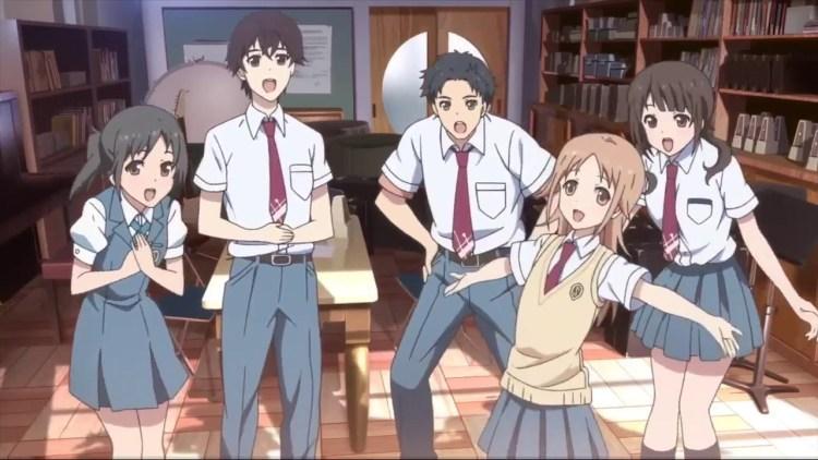 anime welcome