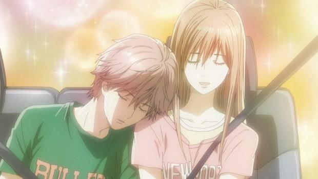 anime love story