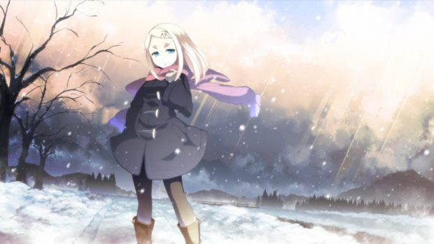 Anime winter