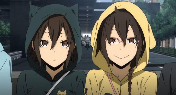 Kururi and Mahiru