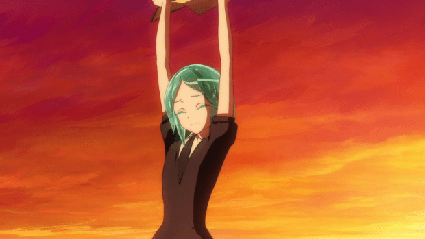 Land of the Lustrous ep1 (6)