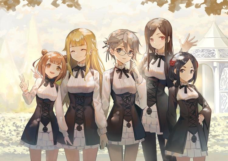 princess principal uniform