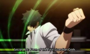 The God of Highschool ep3 (32)