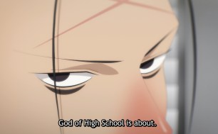 The God of HighSchool ep6 (28)