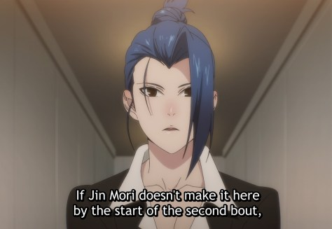 The God of Highschool ep9 (4)