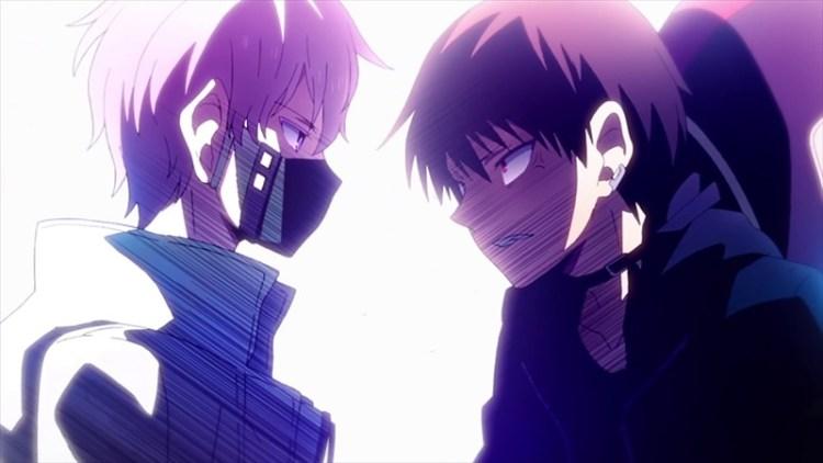 Survival anime naka no hito