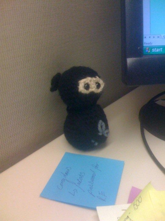 Inspiration for the Office Ninja