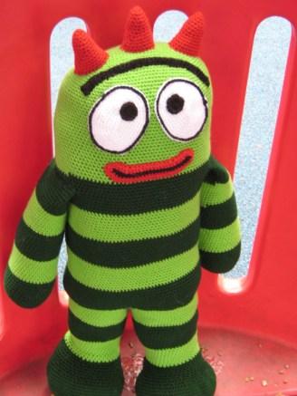 Large Brobee Crochet