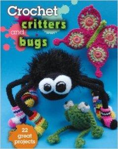 Crochet pattern book