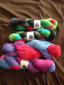 Fancy yarn