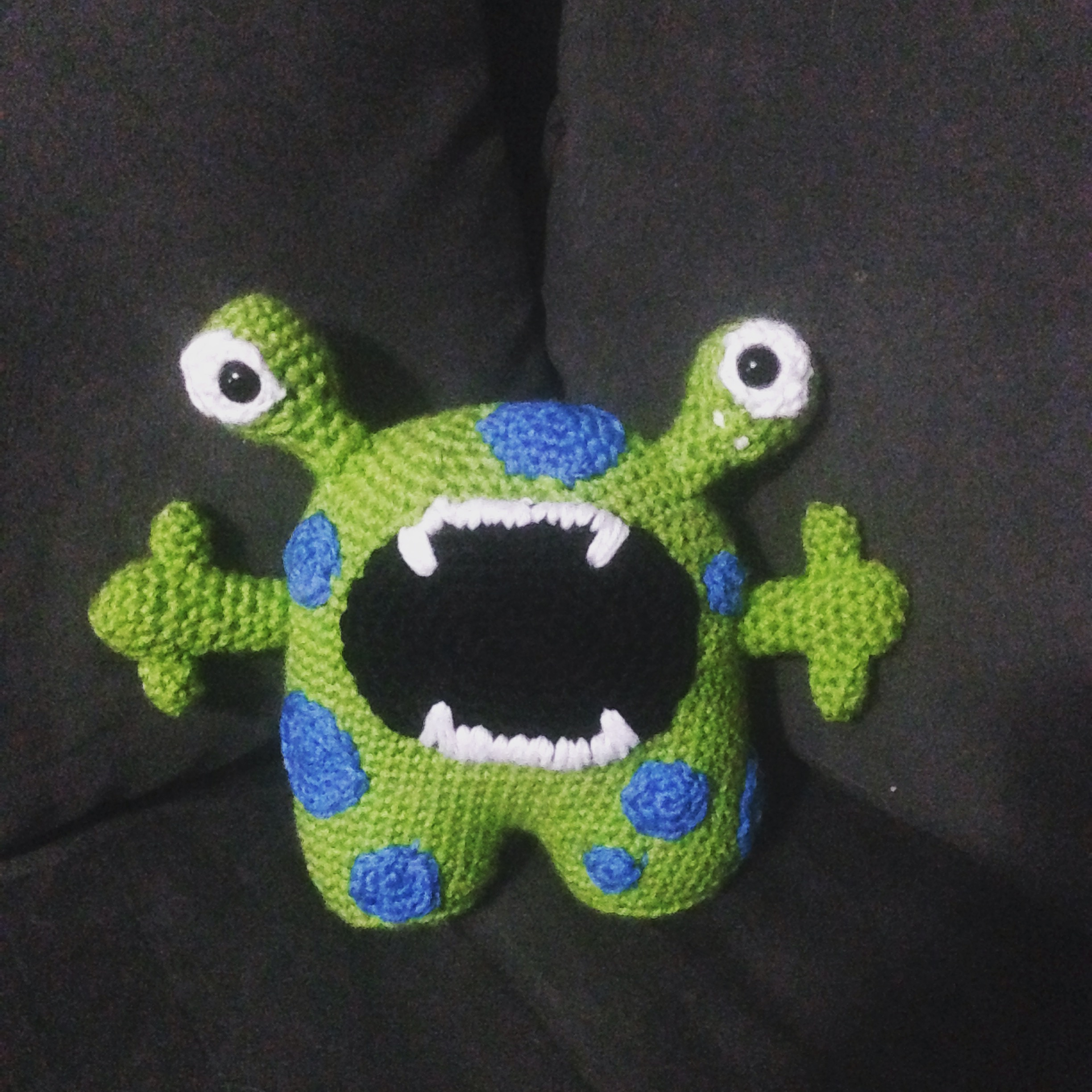 Clyde – Free Crochet Pattern