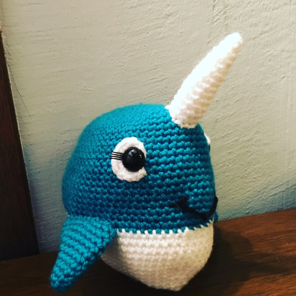Crochet Narwhal Pattern