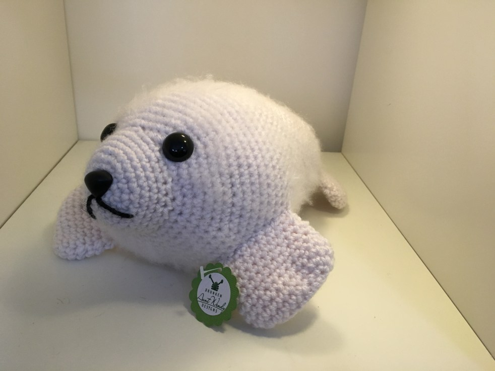 Crochet Baby Seal Pattern
