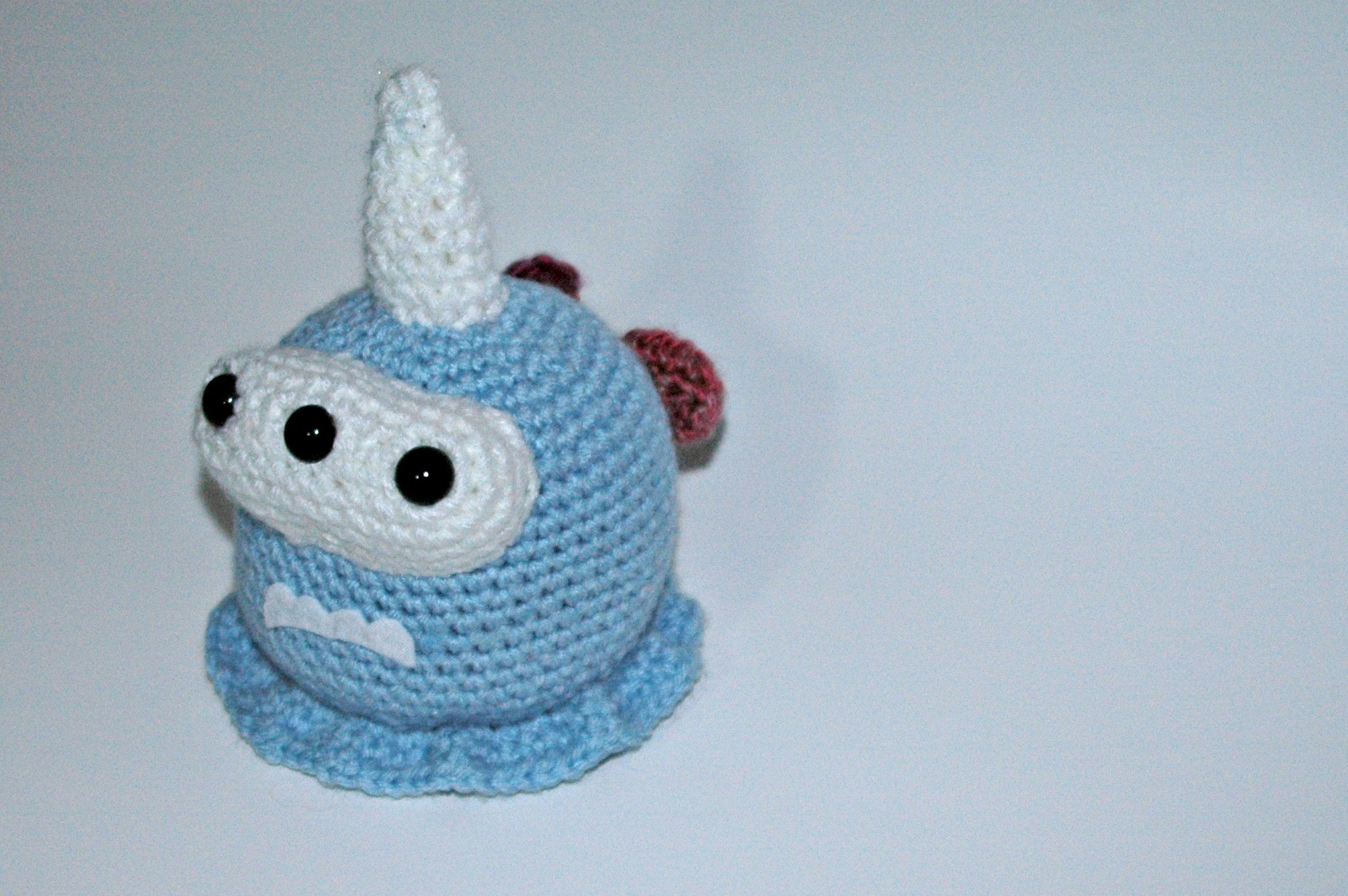 Troika – The three eyed monster – Free Pattern