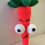 Crochet Carrot Pattern