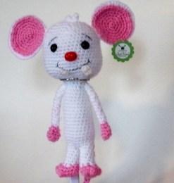 Crocheted Pinky
