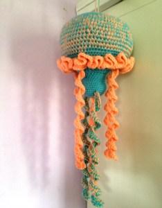 Crochet Jellyfish Pattern