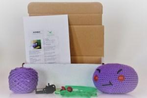 Crochet Anthrax kit