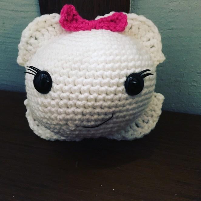 Crocheted Ovum