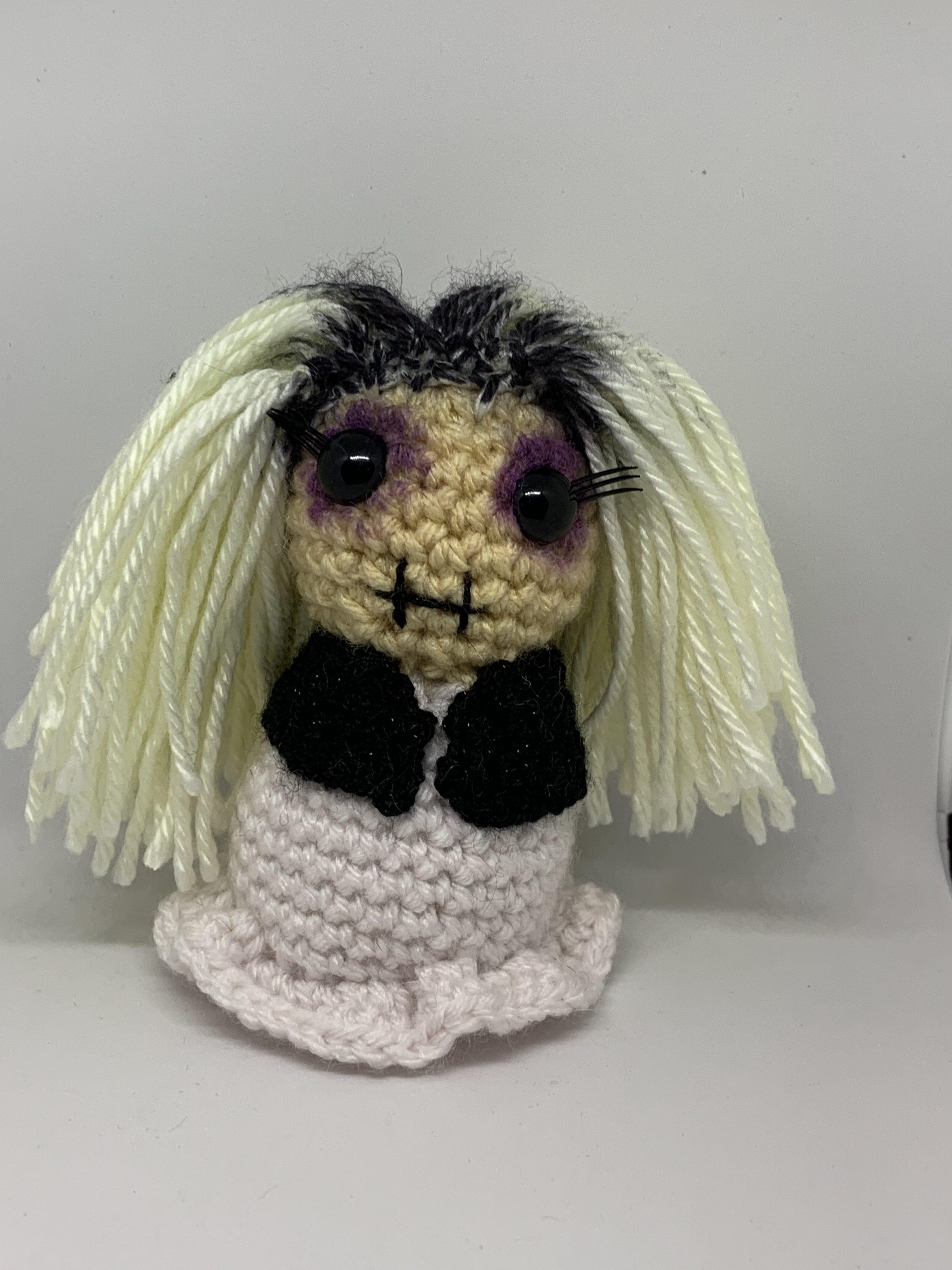 Bride of Chucky (Tiffany) – Free Crochet Pattern