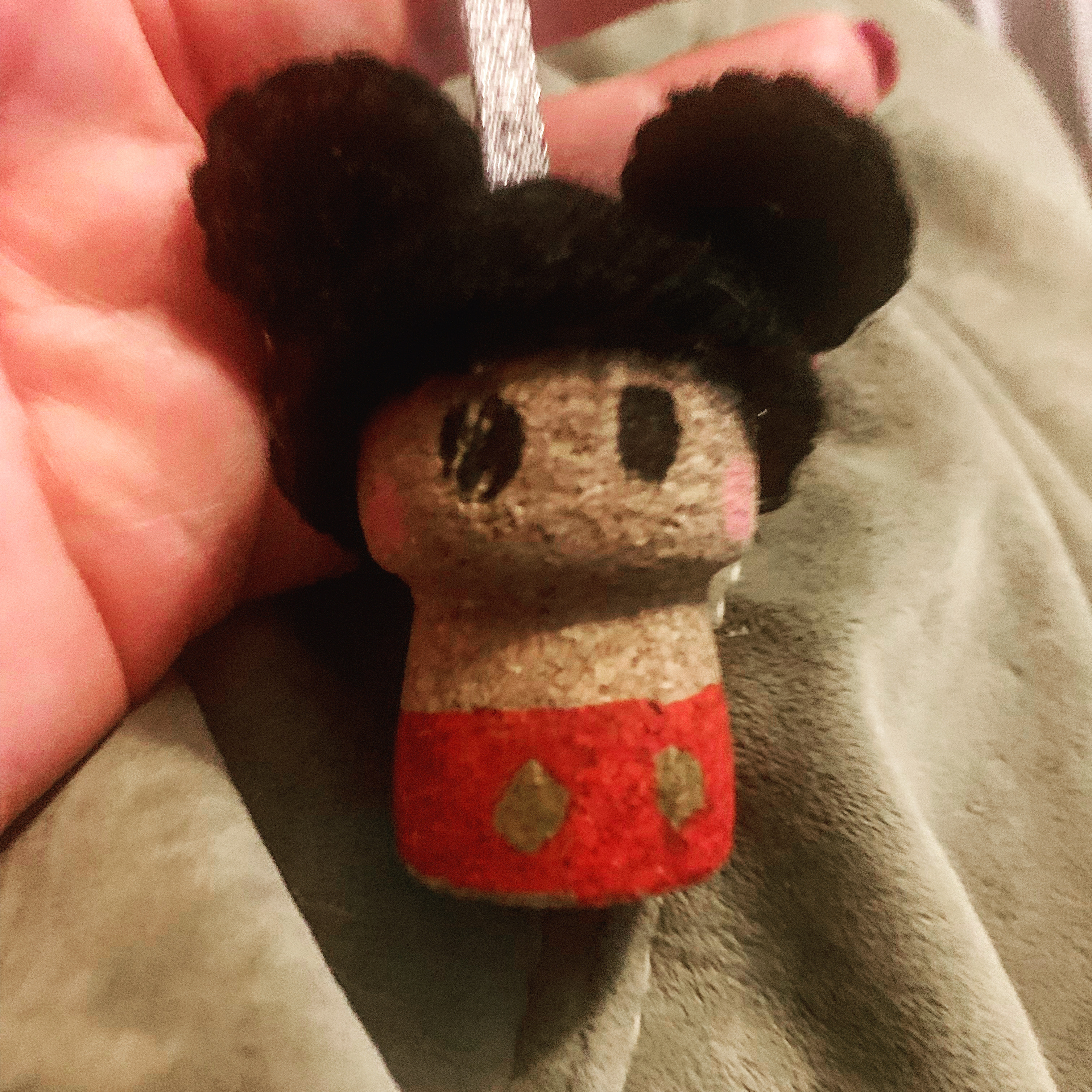 Mickey Mouse Champagne Cork