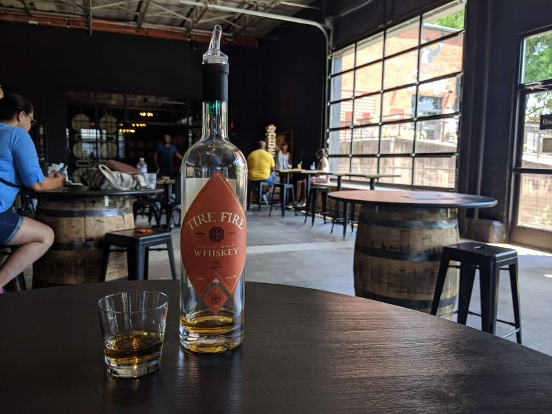 Tire Fire Whiskey