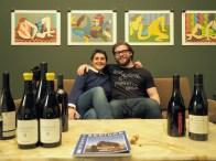 RAW Berlin Winefair 2016 - Isabelle Legeron & Willy Schlögel im Cordobar Salon Krankl
