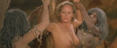 Requisite boob shot. Why? Ursula Andress is why!