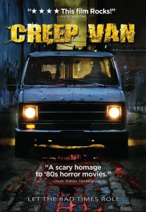 Fuck you, Creep Van. I was offended as a horror fan, AND as a creep.