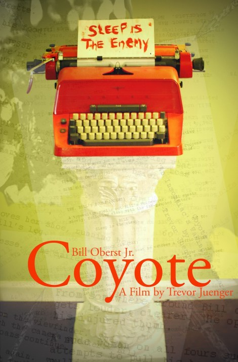 Coyote Poster Green