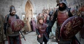 Tyrion nas ruas da Croácia
