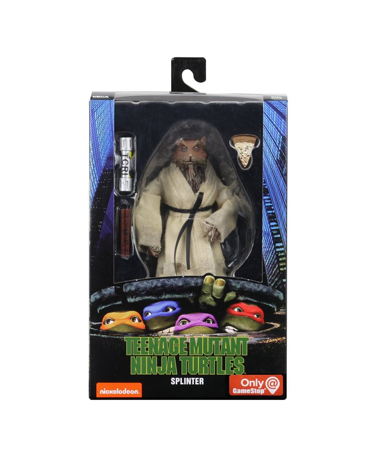 Final Packaging Images For Gamestop Exclusive Neca Teenage Mutant