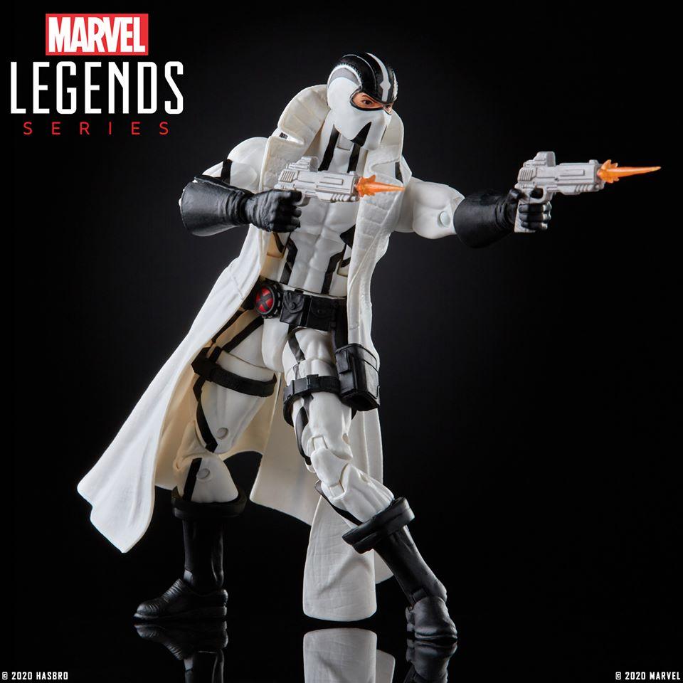 Fantomex ONLY Hasbro Marvel Legends Amazon X-men 3 pack