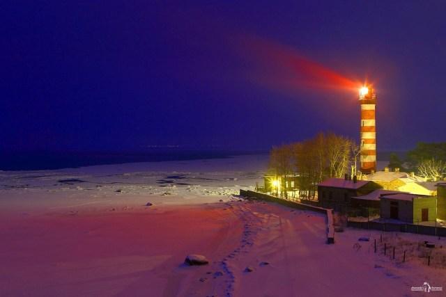 Шепелёвский маяк