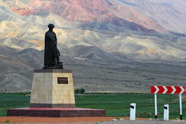 На своём авто в Киргизию