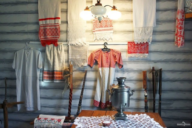 Музей жителей Приоятья в селе Алёховщина