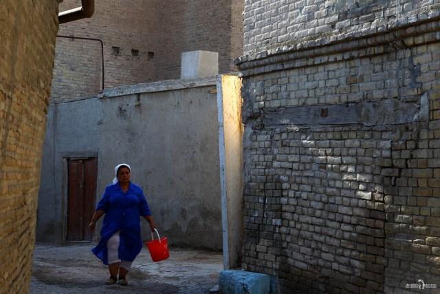 Махалля в Средней Азии. Узбекистан
