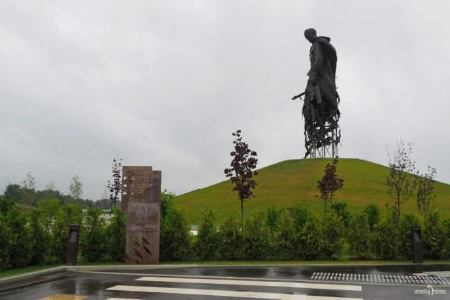 Памятник Советскому Солдату. Ржевский мемориальный комплекс