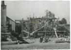 Logor Jasenovac, gradnja električne centrale