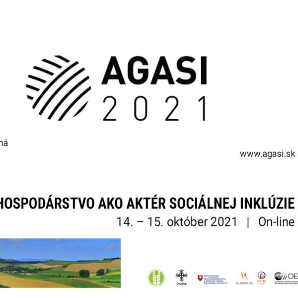 Konferencia AGASI prinesie odborníkov na sociálne poľnohospodárstvo aj zo zahraničia