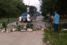 Photo of Vecinos de Cristo Rey bloquean acceso ante amenazas de la CFE