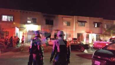 Photo of Trágico incendio en la Sm. 213 de Cancún, dos mujeres pierden la vida