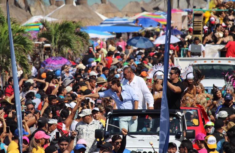 Supuesta custodia de la Guardia Nacional hacia Roberto Palazuelos es falso: alcalde de Progreso