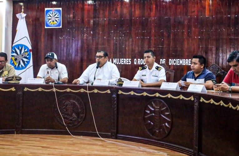 """Isla Mujeres sede del """"Campeonato Nacional de Aguas Abiertas 2020"""""""