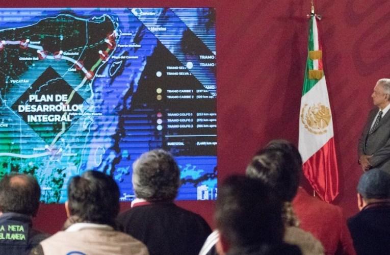 Un tribunal de Campeche ordena detener construcción del Tren Maya, pero sólo en Calakmul